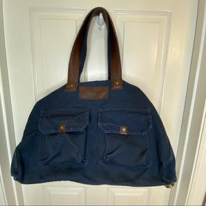 Abercrombie and Fitch duffel/overnight bag